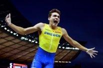 Швед Дюплантис побил мировой рекорд в прыжках с шестом: новый Бубка