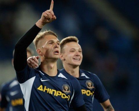 Дніпро-1 сенсаційно обіграв Динамо: Супряга оформив хет-трик