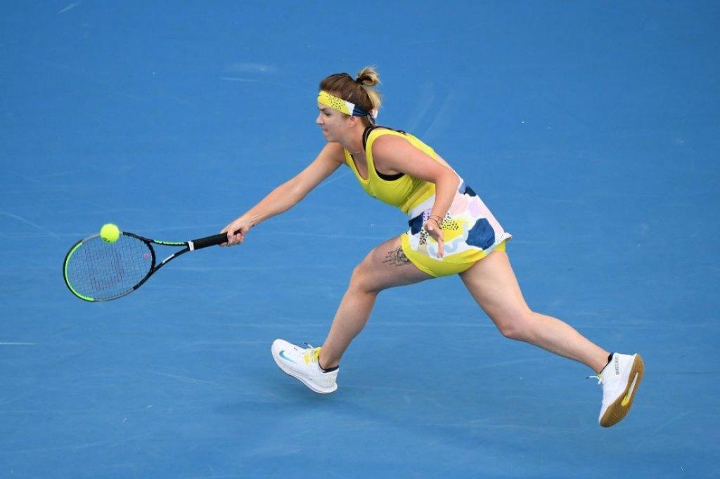 Свитолина уступила на турнире в Таиланде