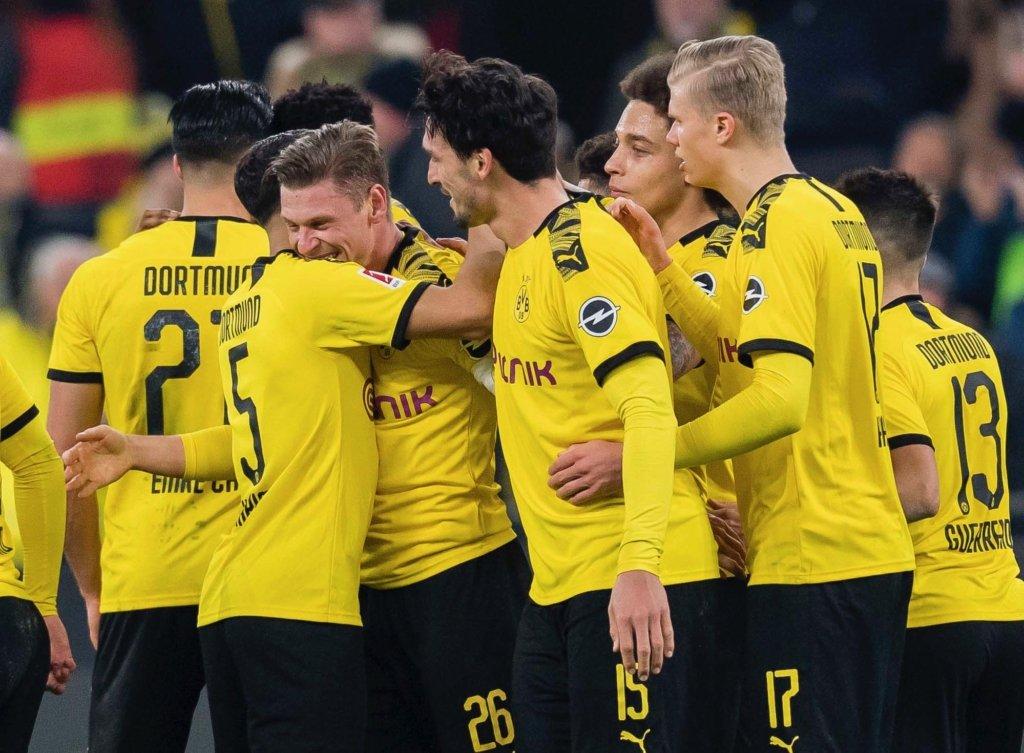 Футбол айнтрахт боруссия онлайн