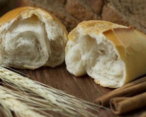Медики назвали главную опасность хлеба из белой муки