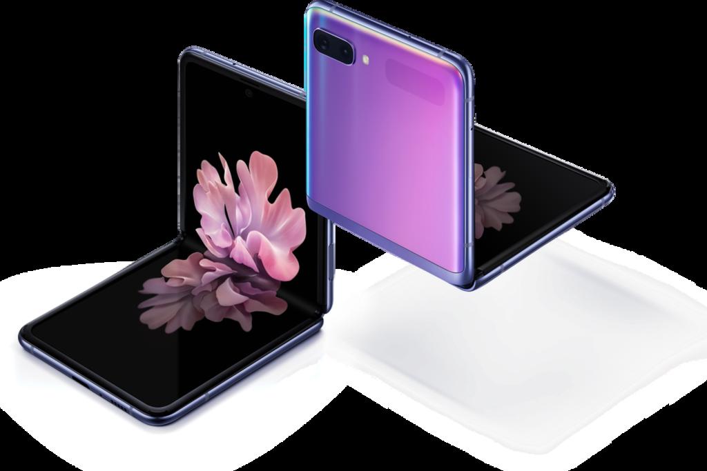 Samsung презентовал новый Galaxy Z Flip и серию мобильных премиум-устройств