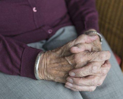 Население в Украине стремительно стареет