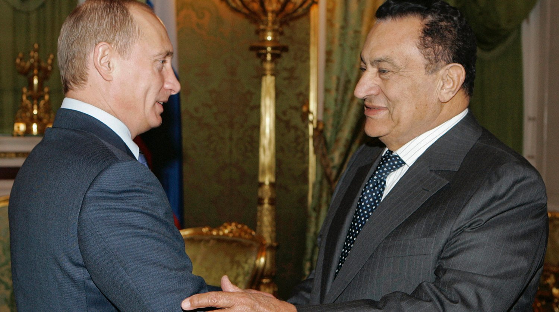 Умер «кровавый» экс-президент Египта Хосни Мубарак: что о нем известно