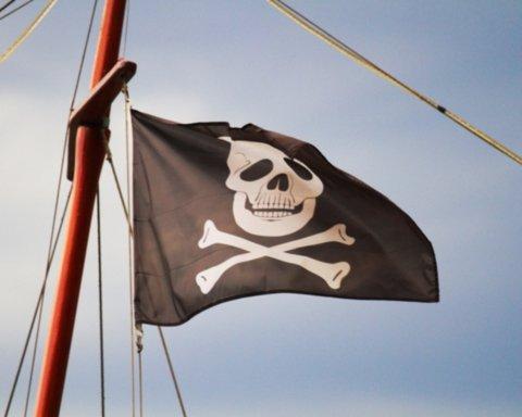 Пираты похитили украинца в Нигерии