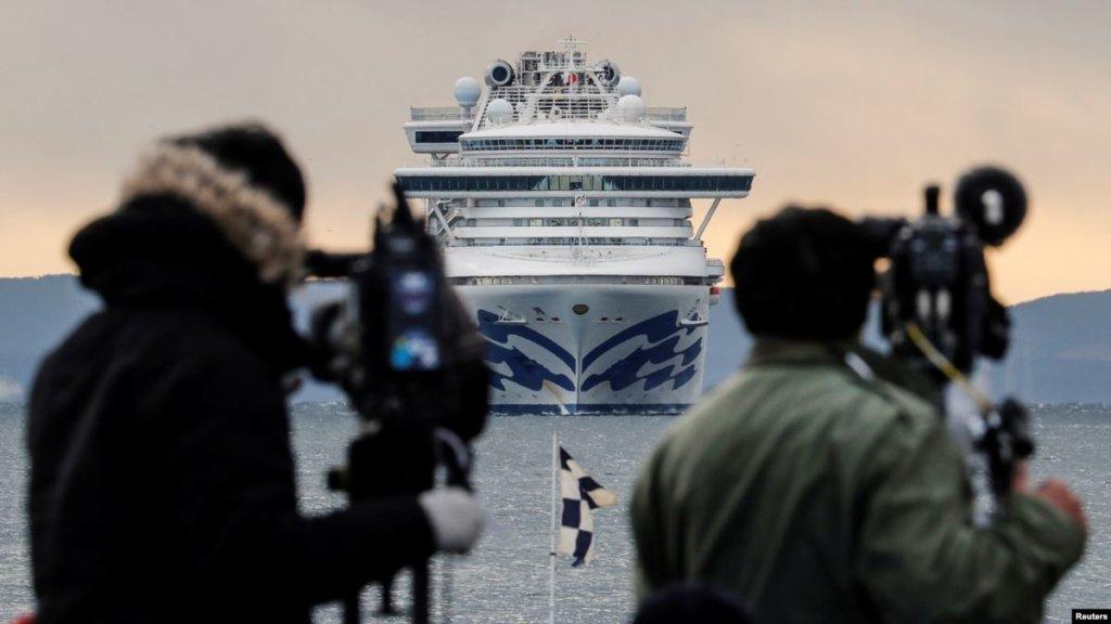 Заложники коронавируса: украинец рассказал, что происходит на борту Diamond Princess
