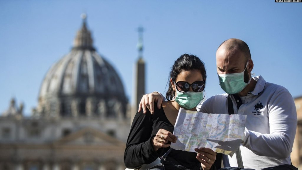 Італія відкриє кордони для туристів з ЄС: названо дату