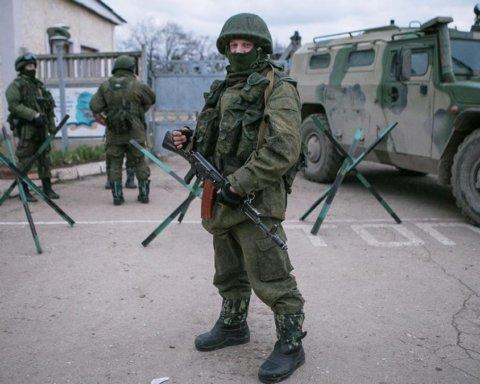 За 7 лет Россия увеличила военное присутствие в Крыму более чем в 3 раза