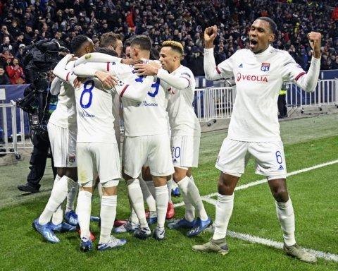 Ліга чемпіонів: результати перших матчів 1/8 фіналу