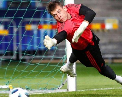 Лунін відбив пенальті, який заробив Зозуля: українці феєрять у чемпіонаті Іспанії
