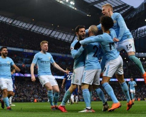 Ман Сити отреагировал на бан клуба в еврокубках