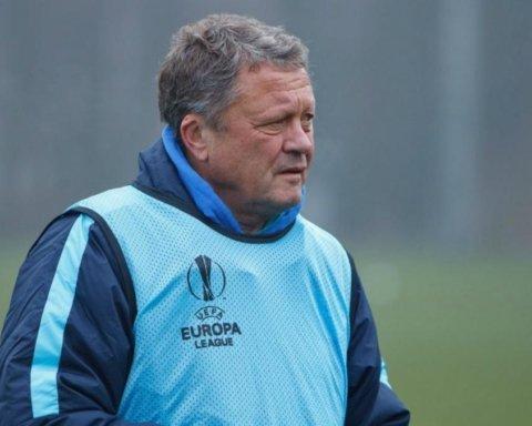 Маркевич приєднається до Чорноморця, який тренує син знаменитого спеціаліста
