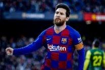 Барселона розгромила Ейбар: Мессі оформив покер