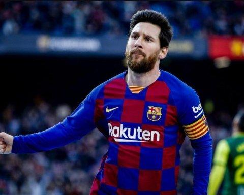 Барселона разгромила Эйбар: Месси оформил покер