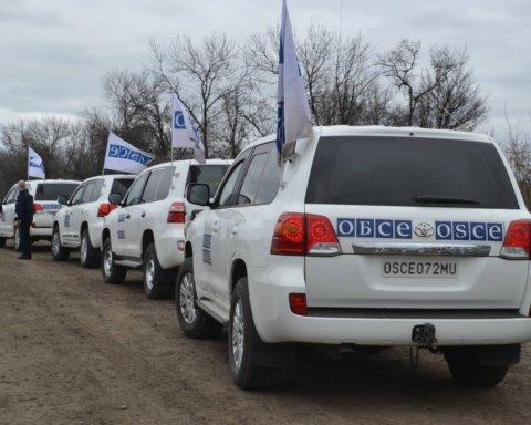 ОБСЕ бьет тревогу из-за странного поведения РФ на Донбассе