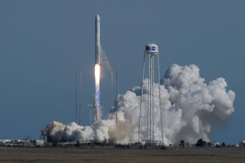NASA запустила ракету, которую частично сделали в Украине