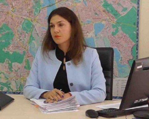 СБУ та Генпрокуратура підозрюють керівницю київського ДАБКу Оксану Попович в махінаціях
