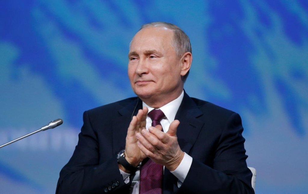 За путінські поправки до Конституції проголосували понад 77% росіян