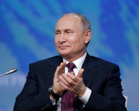 У Росії обнулили терміни Путіна: він зможе займати посаду президента ще два терміни