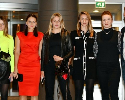 Українські тенісистки зустрілися в ресторані перед матчами Кубка Федерації