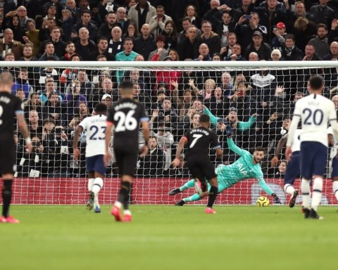 Тоттенхем – Ман Сіті – 2:0: онлайн-трансляція матчу АПЛ