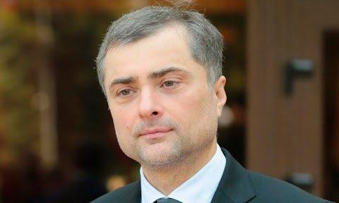 Сурков розповів, як Путін вигнав його з Донбасу