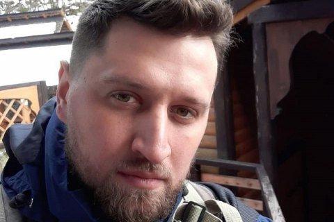 В Киеве толпой избили ветерана АТО: фото и видео с места ЧП
