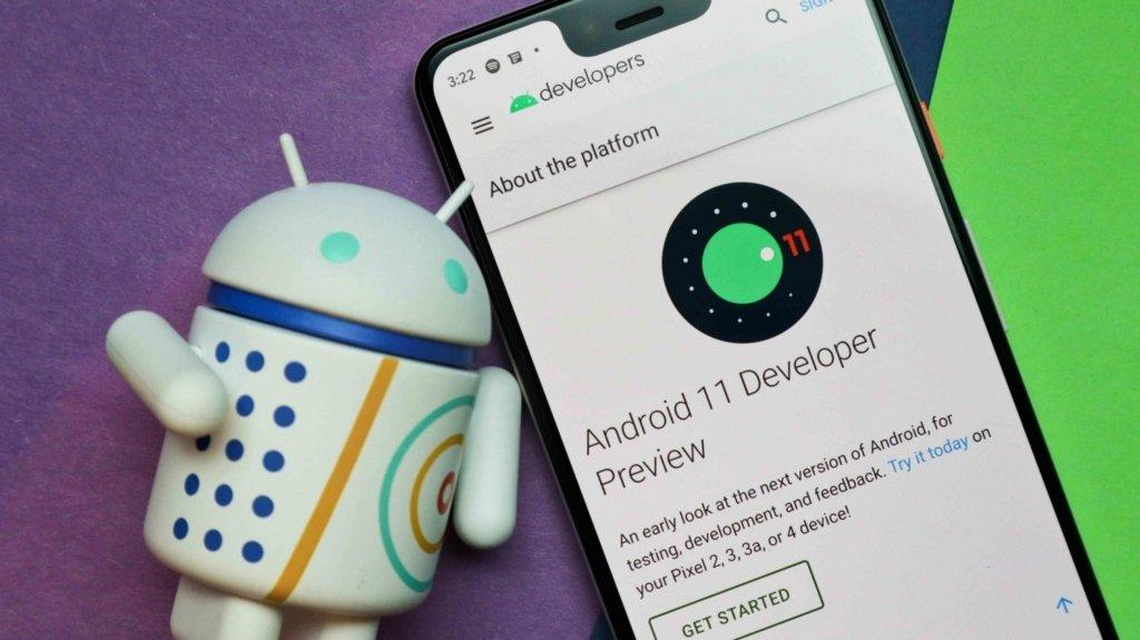 Google представила ОС Andoid 11: названі нові функції