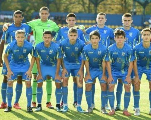 Збірна України зіграє спаринги з Англією і Бельгією