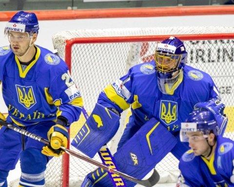 Сборная Украины по хоккею в отборе на Олимпиаду-2022 второй матч кряду разгромно проиграла