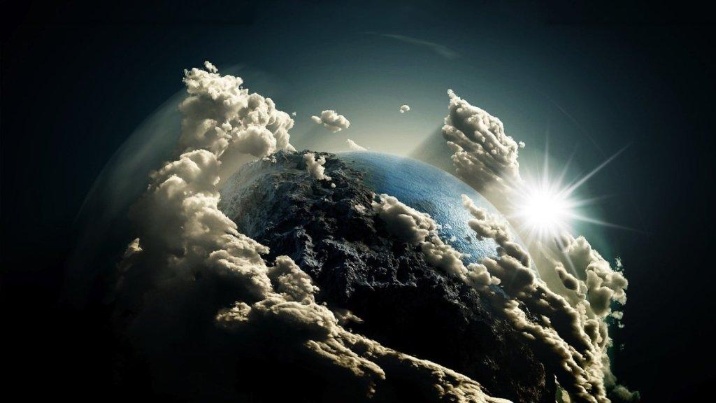 С края космоса: NASA показало удивительные облака, которые на Земле почти невозможно увидеть