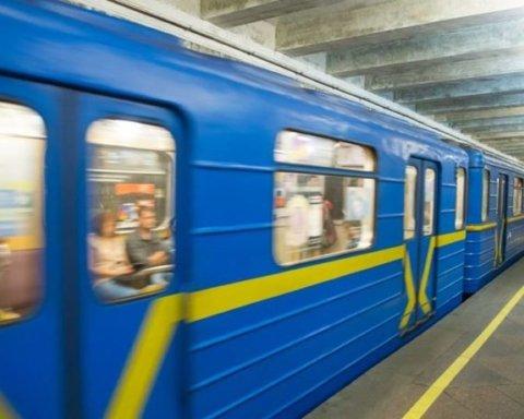 Закриття метро у Києві: реакція соцмереж