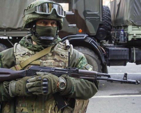 Боевики обвинили Киев в срыве разведения сил на Донбассе