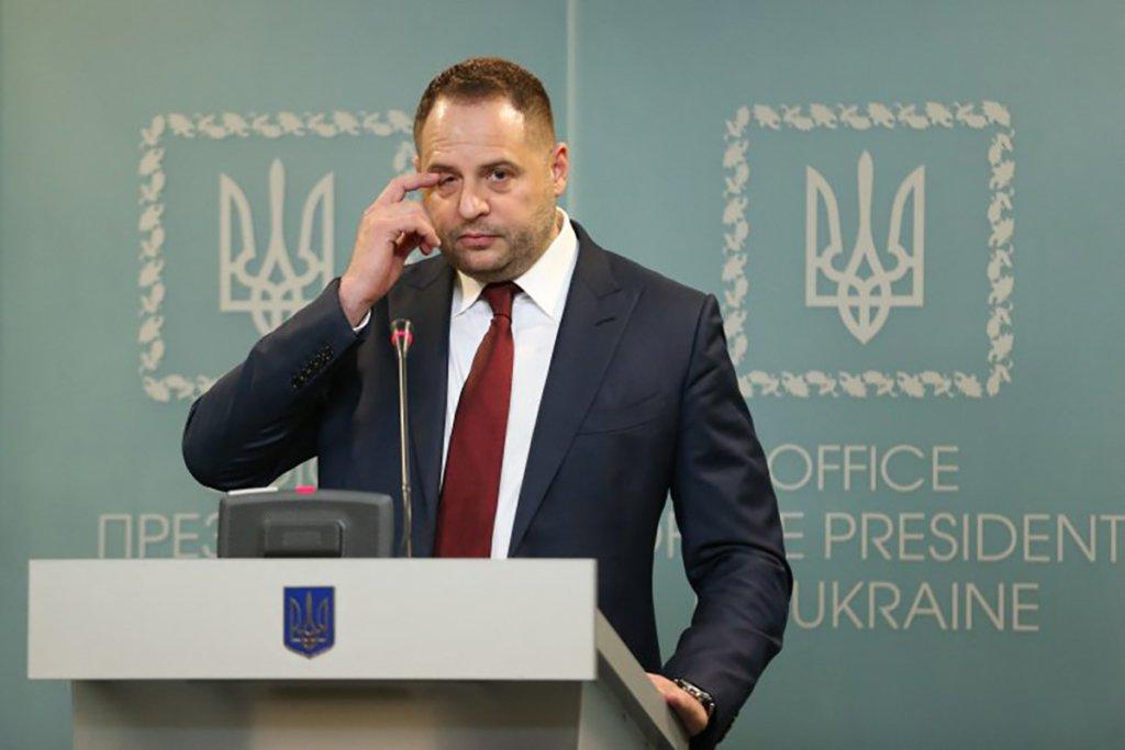 Глава ОП Ермак и министр финансов Марченко заразились COVID-19
