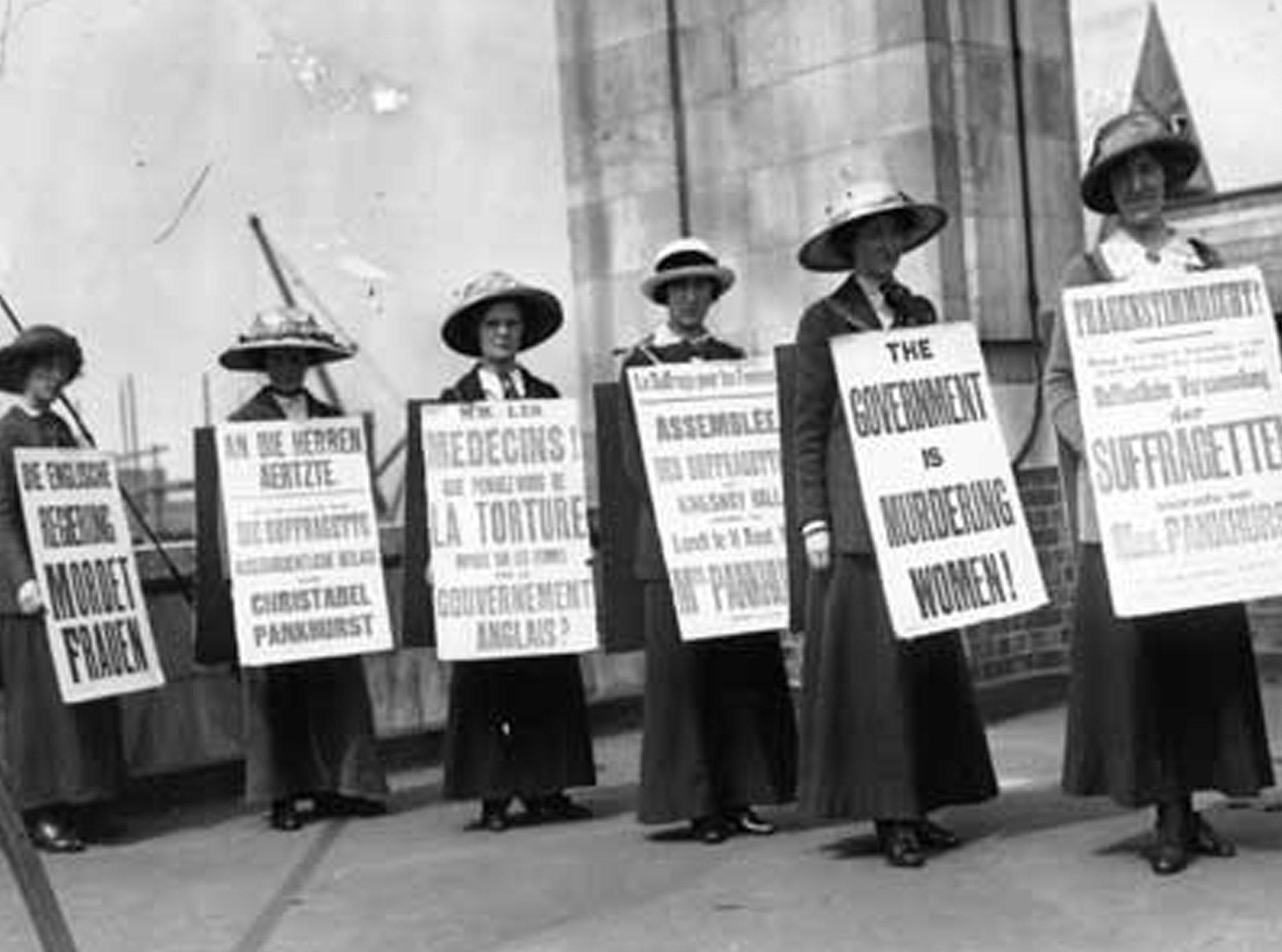 Міжнародний жіночий день 8 березня: історія свята