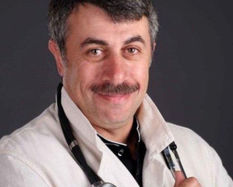 Комаровський пояснив, як правильно лікувати температуру у дітей