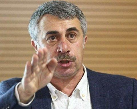 Комаровський назвав дату закінчення карантину в Україні