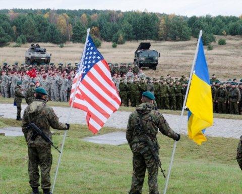 Зеленский согласовал учения иностранных военных в Украине