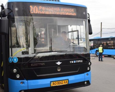 Коли запустять громадський транспорт: озвучено точну дату
