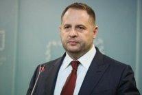 Ермак открестился от переговоров с террористами «ЛДНР»: подробности