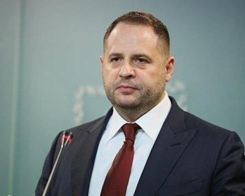 """Єрмак відхрестився від переговорів з терористами """"ЛДНР"""": подробиці"""