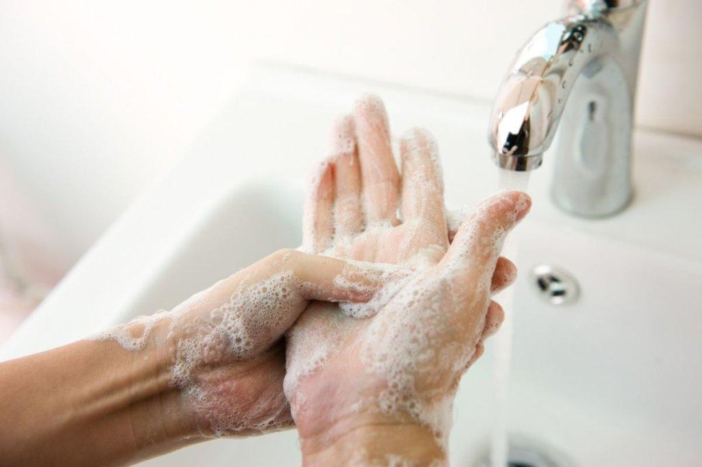 Експерти розповіли, як правильно мити руки