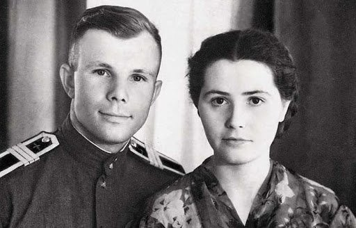 В России умерла вдова Юрия Гагарина