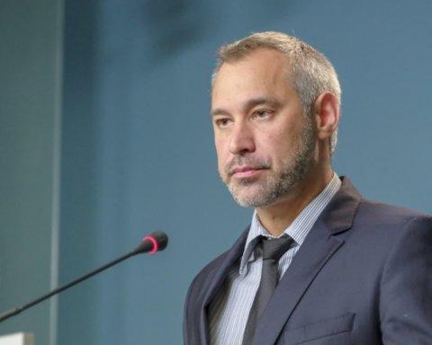 Запущена процедура відставки генпрокурора Руслана Рябошапки