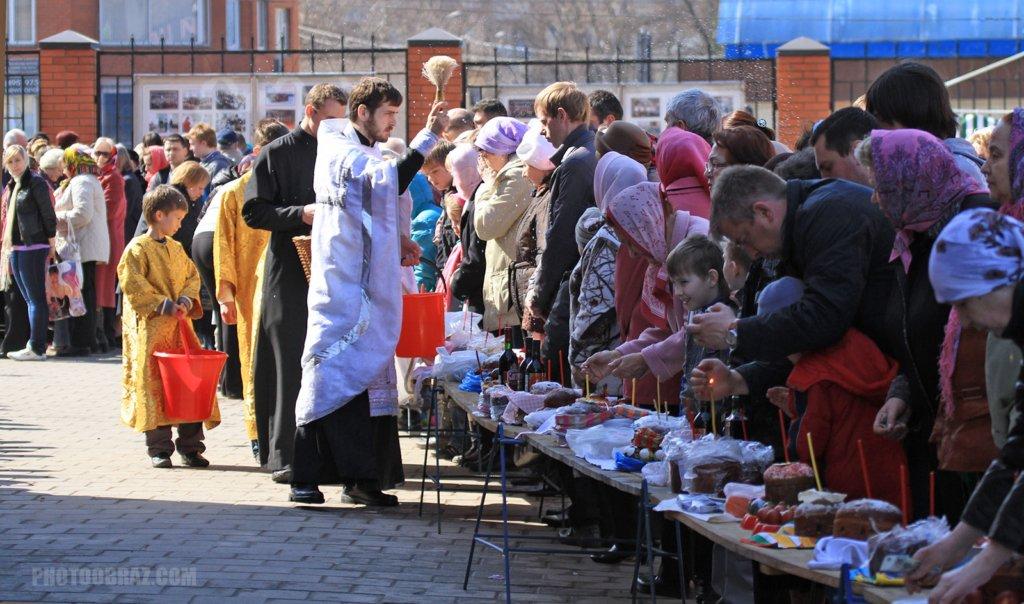 Карантин и Пасха: пустят ли украинцев в церкви