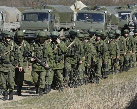 »Нестандартные тактические приемы»: российские оккупанты провели учения в Крыму