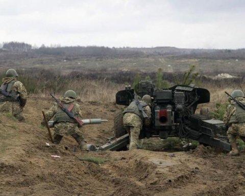 Война на Донбассе: один военный погиб, пятеро получили ранения и один — боевое поражение