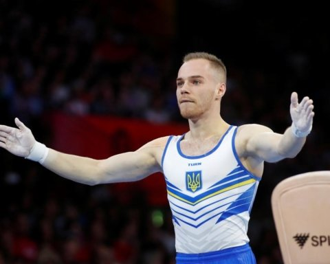 Назван лучший спортсмен Украины в марте