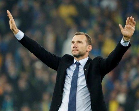 Стало известно, останется ли Шевченко главным тренером сборной Украины