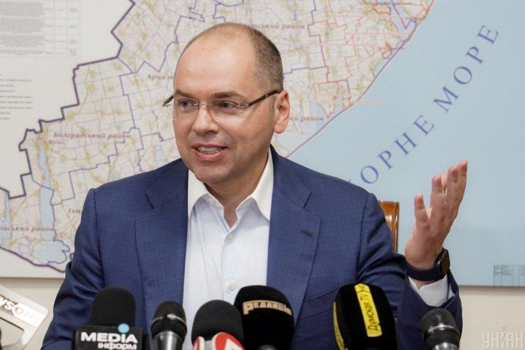 Що відомо про Степанова, який замінив Ємця на посаді очільника МОЗ
